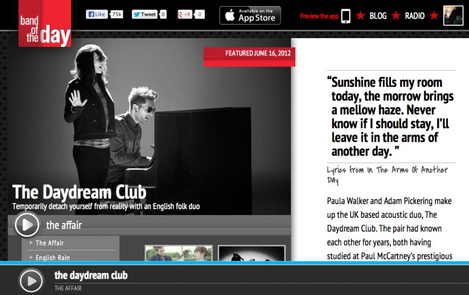 The Daydream Club
