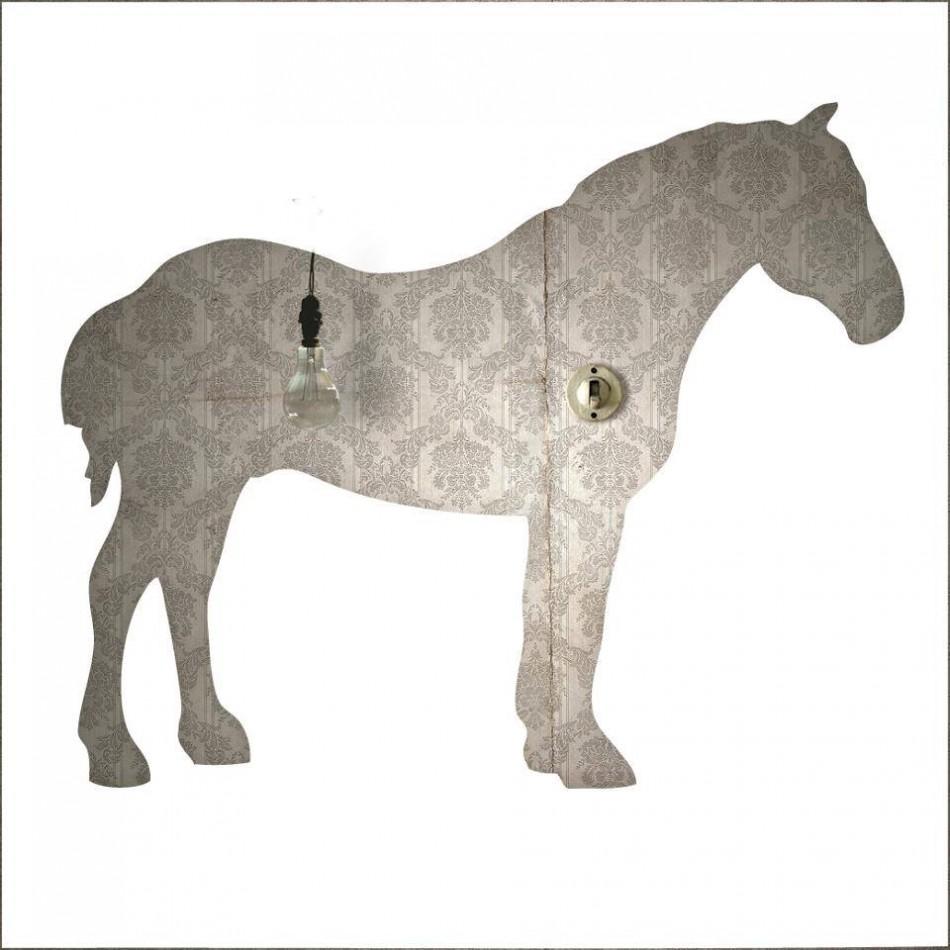 My Grey Horse
