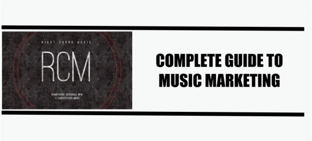 NEW! The Complete Guide To Music Marketing - Audio Book
