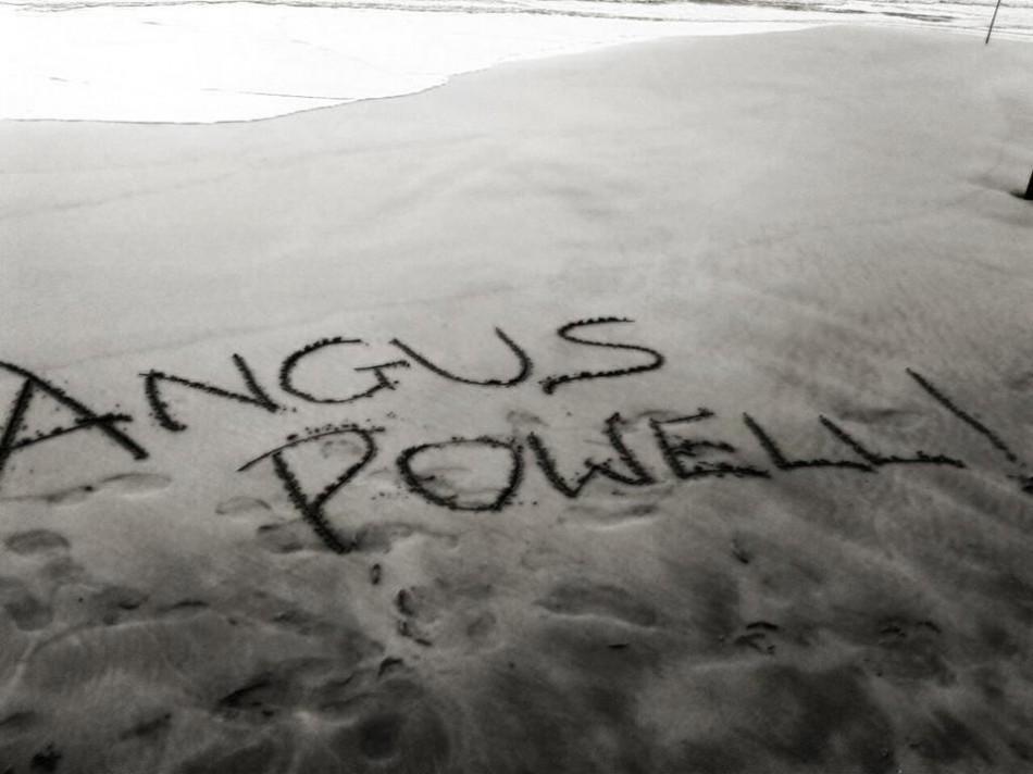 Angus Powell