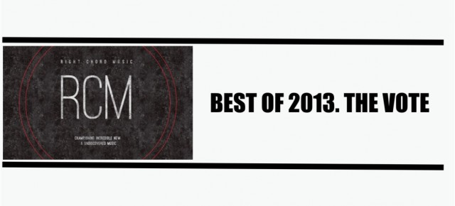 RCM Best Music Of 2013 The Vote