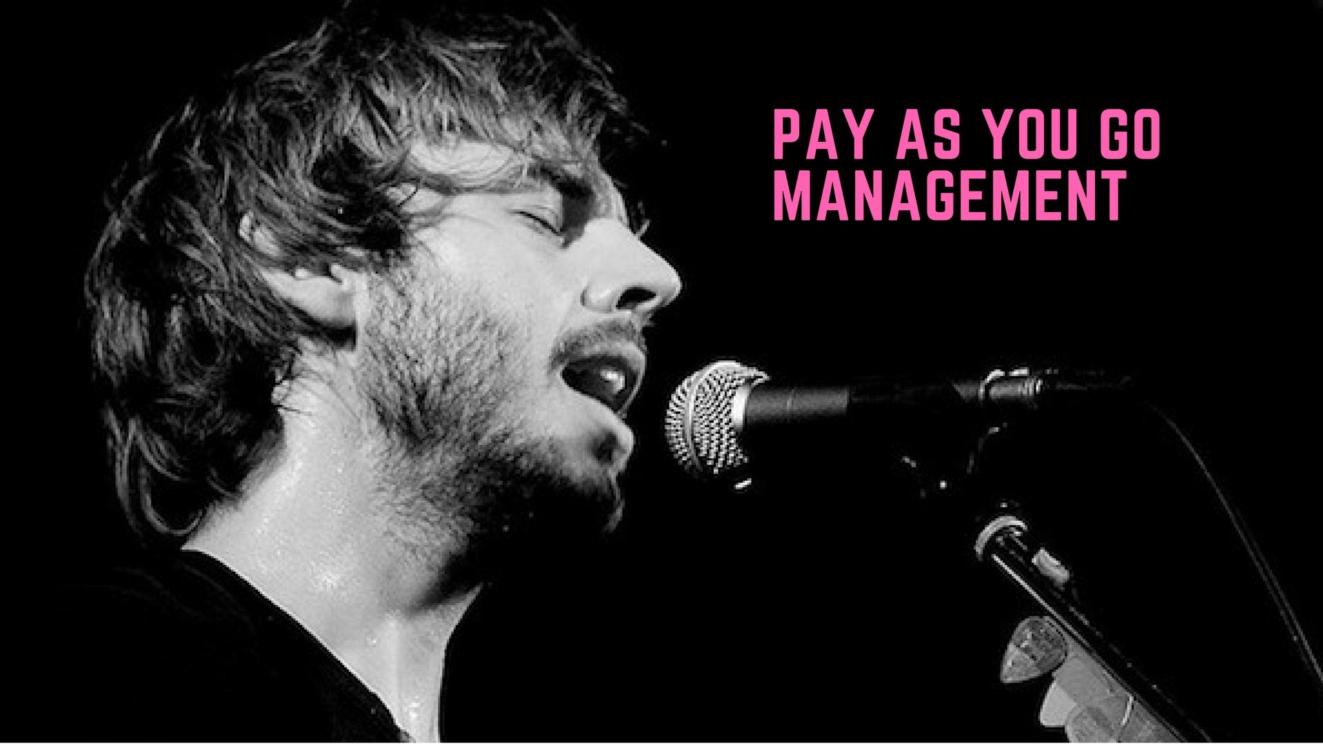 PAYG Management