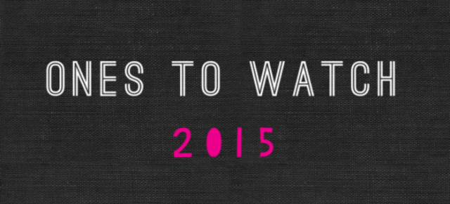 RCM Ones To Watch 2015