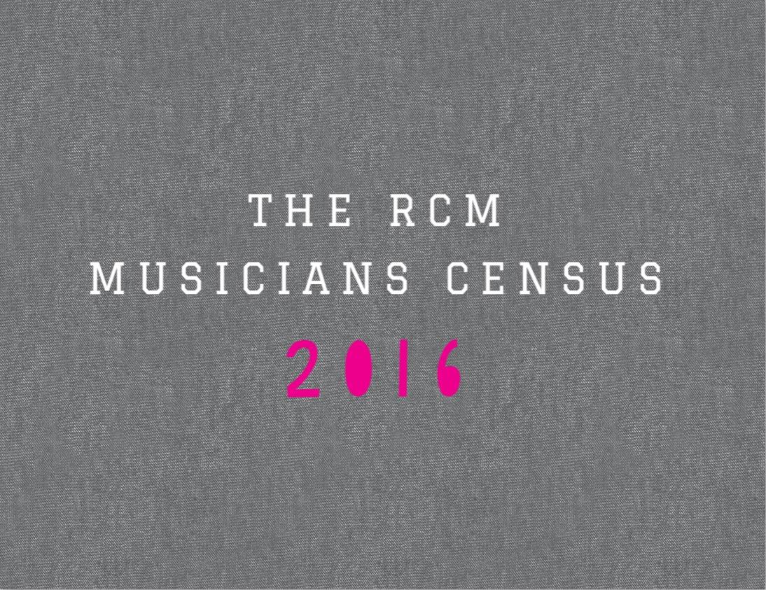 Musicians Census