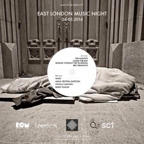East London Music Night