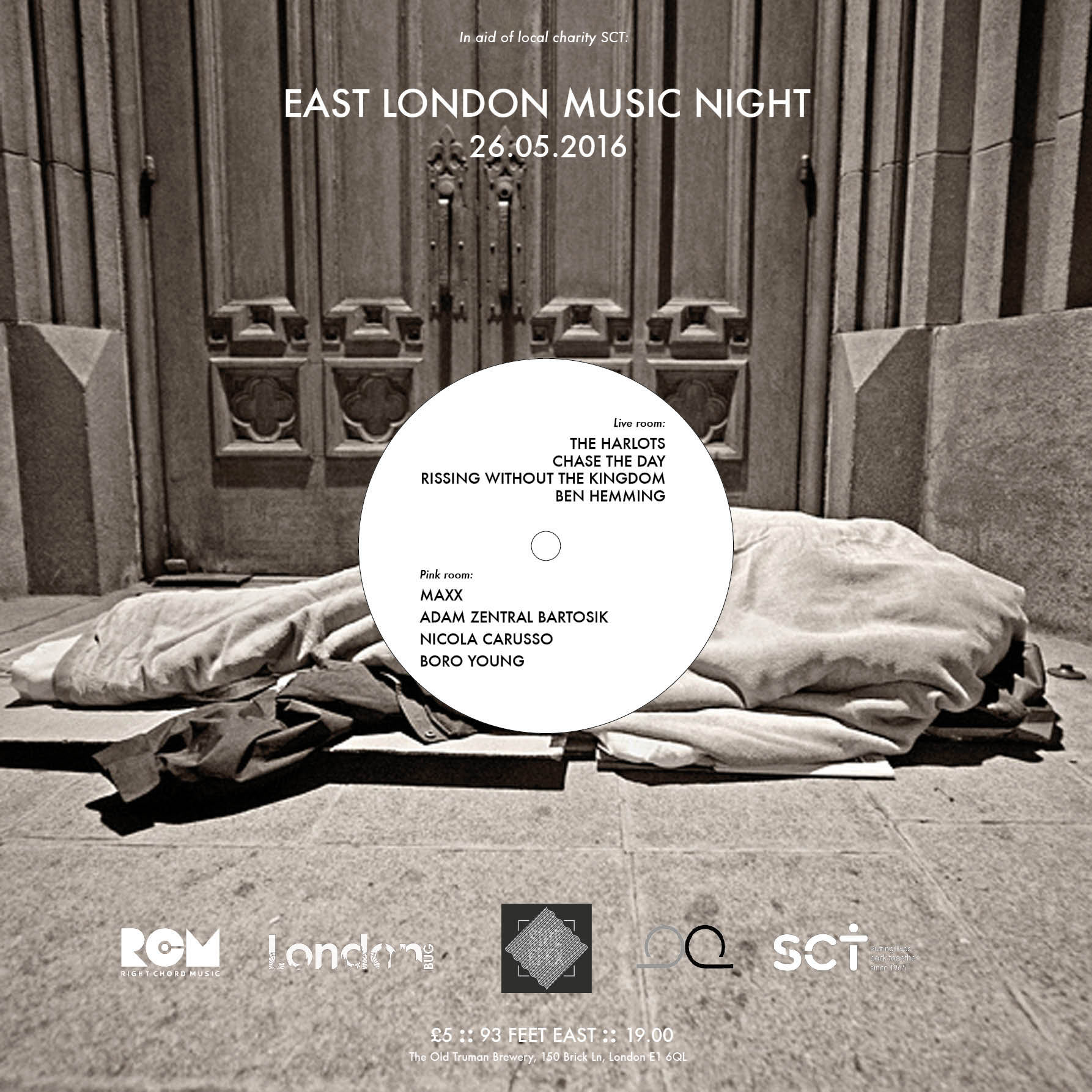 East London Music Night