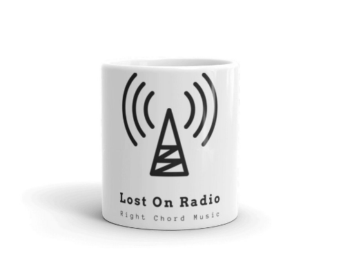 Lost On Radio Podcast Mug
