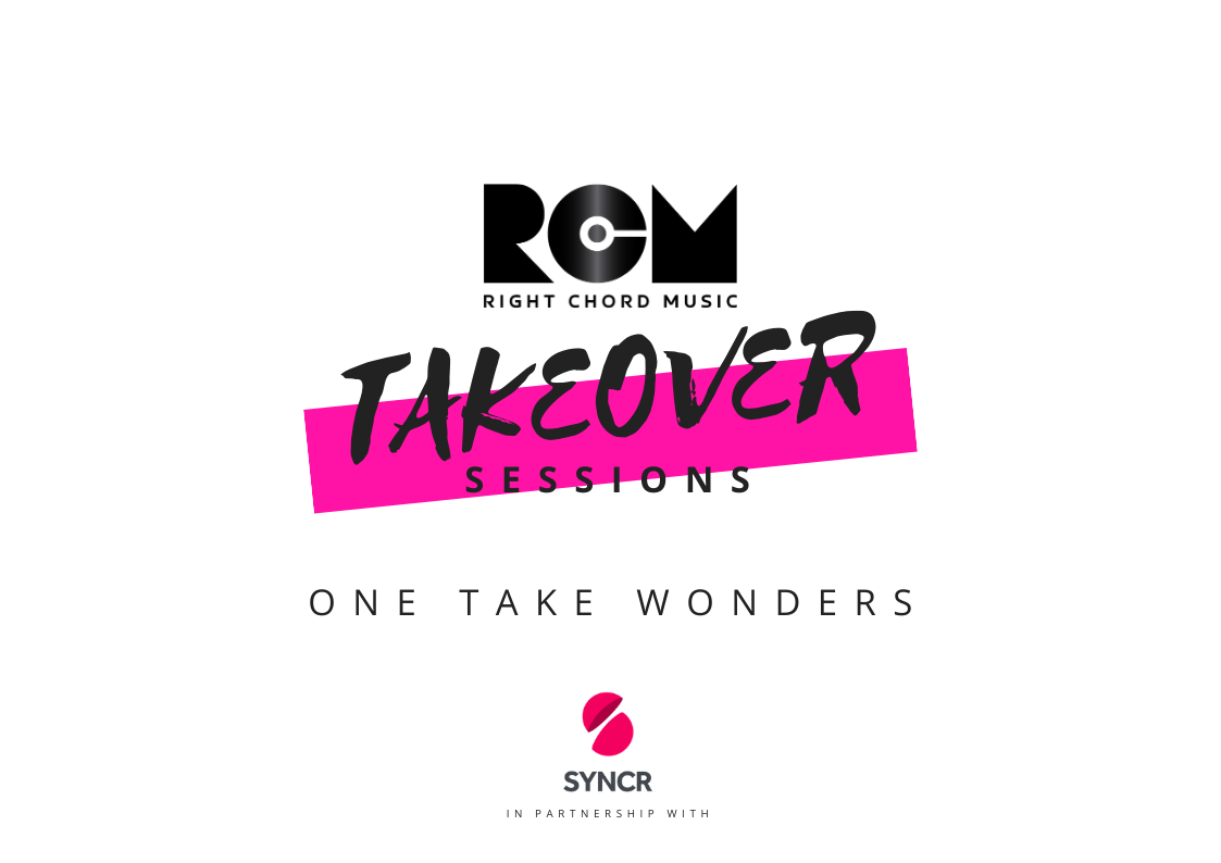 RCM Takeover Sessions, One Take Wonders