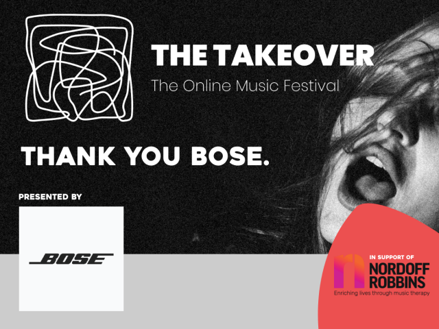 The Takeover Festival Presented by Bose