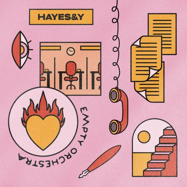 Hayes&y empty orchestra